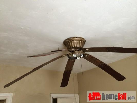 DIY big-ass fan